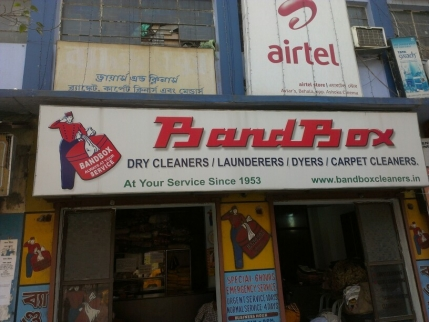 Bandbox Dry Cleaners Master Franchise for Tier 2