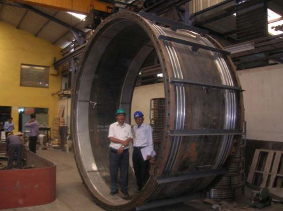 Ahmedabad Based Manufacturer of Metallic Expansion Bellows Looking for Working Partner/full Sale