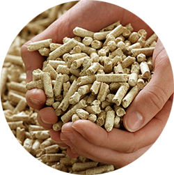 Biomass Briquettes Manufacturing Company for Sale in Hyderabad