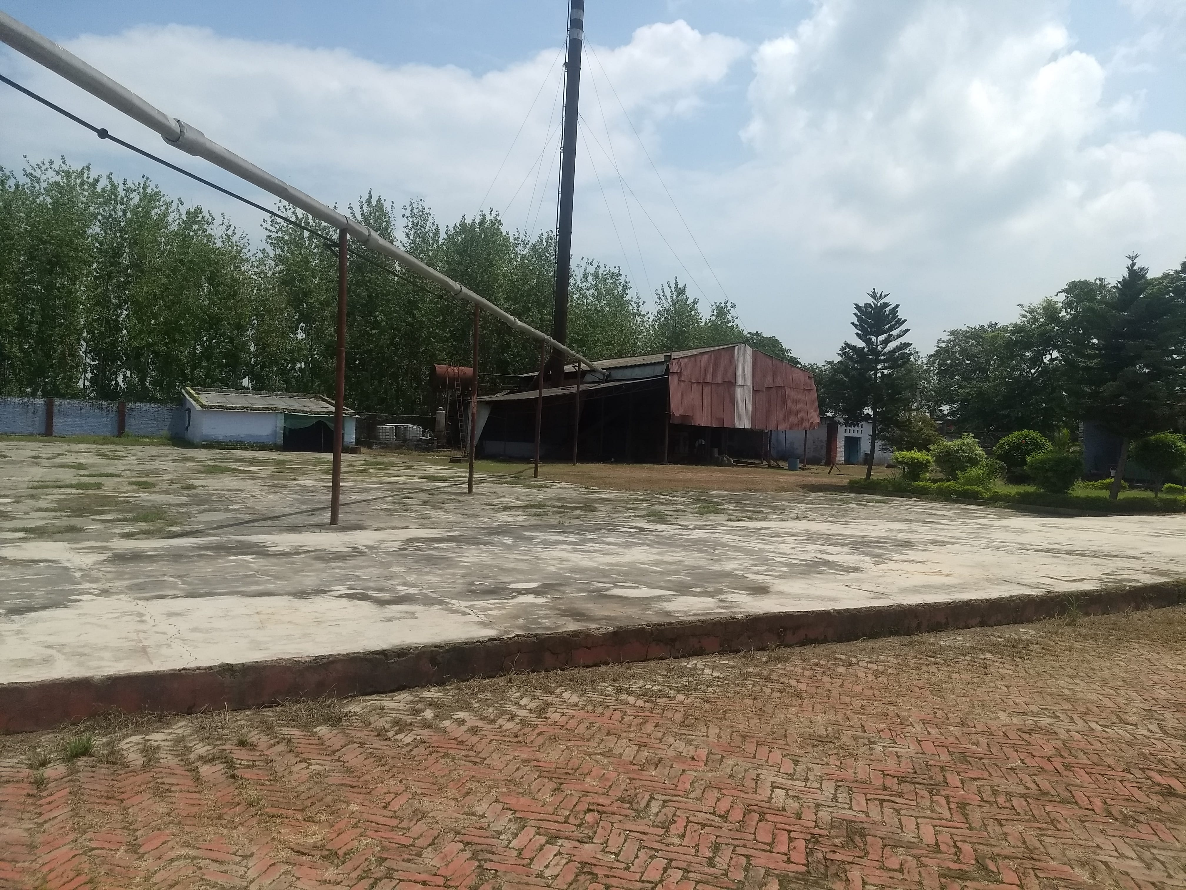 Rice Mill for Sale in Rampur