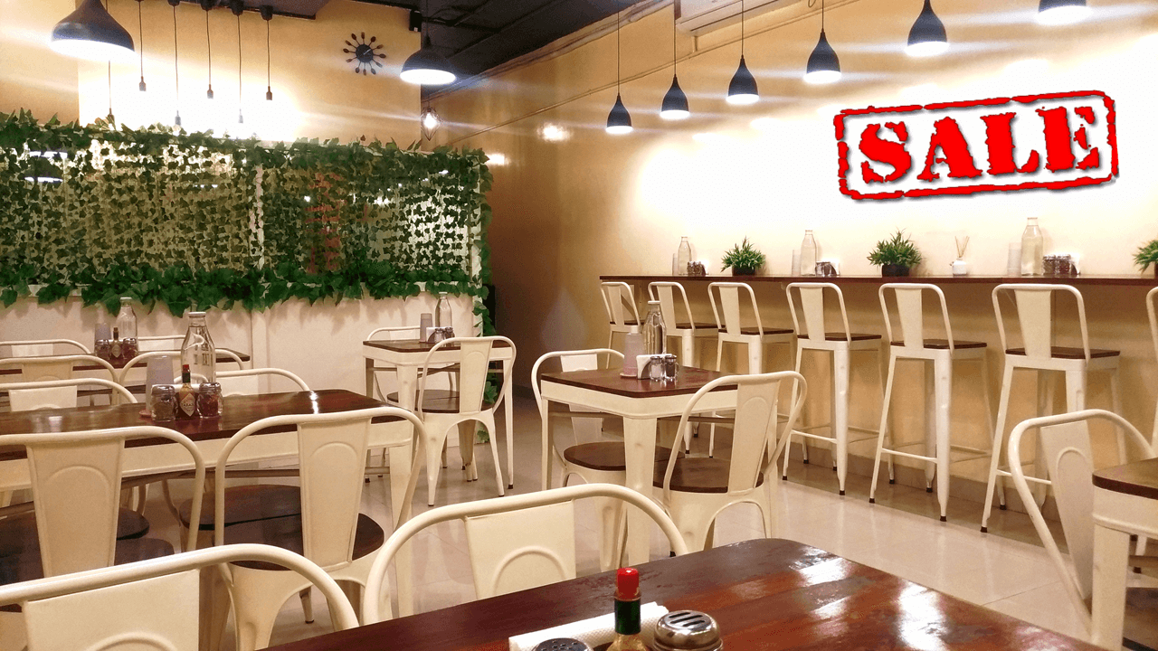 Cafe / Bistro / Restaurant for Sale in Bangalore