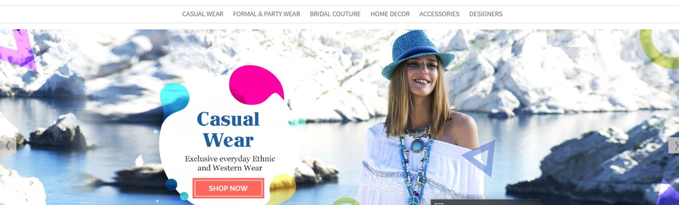E-Commerce Marketplace Fashion Website Built on Magento Platform for Sale