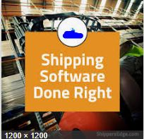 Software Application for Shipping Agents