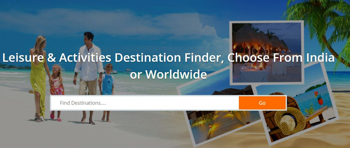 Holidays and Destination Travel Comparision and Booking Platform Looking to Raise Seed Fund