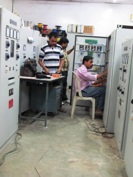 30 Years Old Battery Charger Manufacturing Unit  for Sale in Kolkata