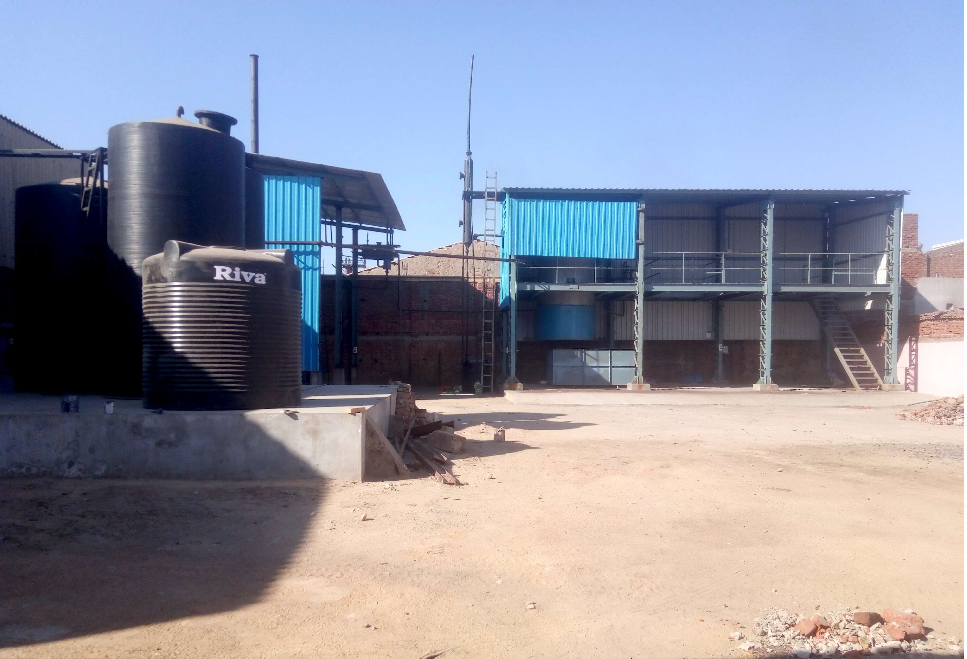 Chemical Plant for Lease in Gandhinagar