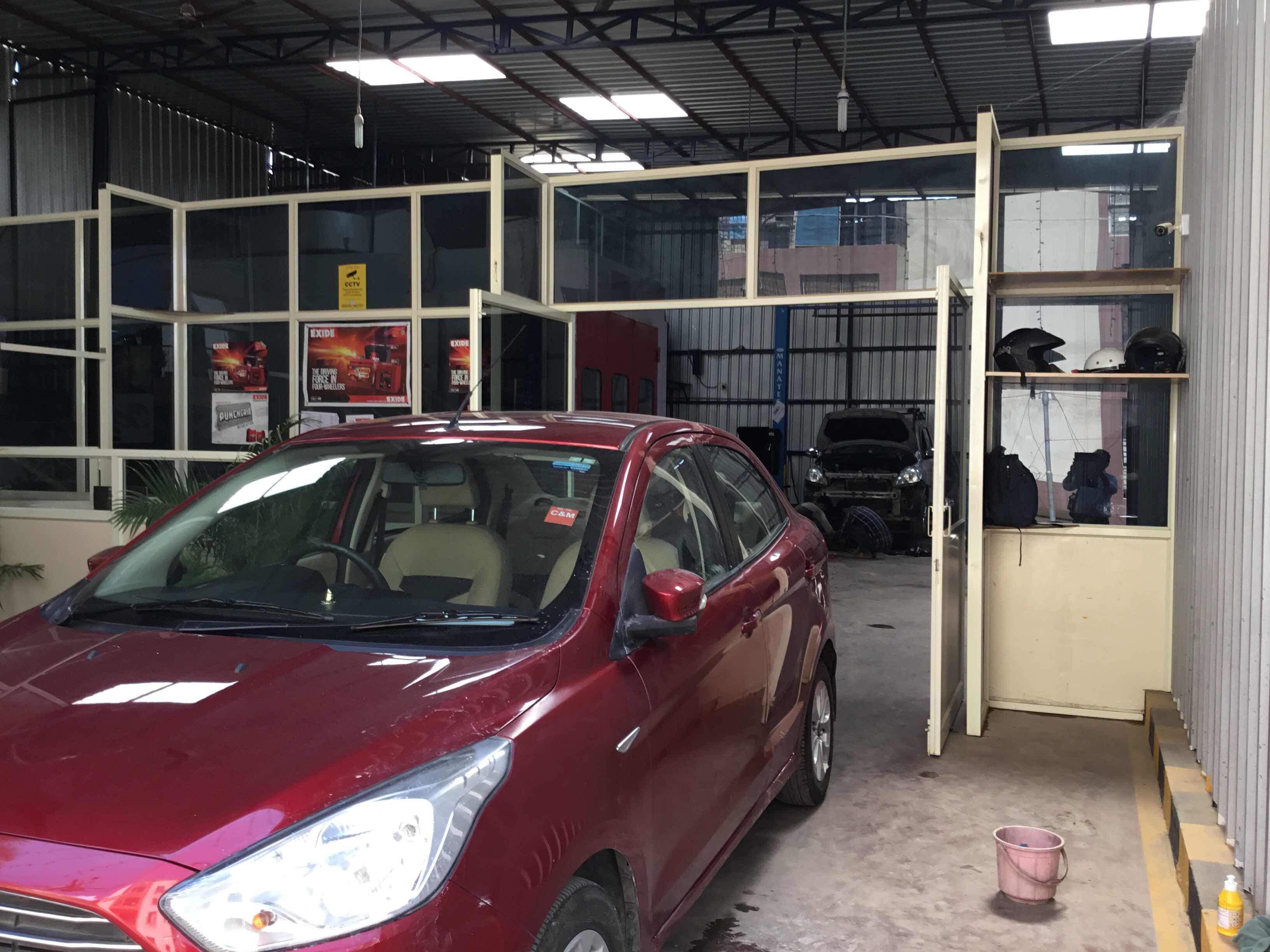 Bangalore's No 1 Multi Brand Car Service Centre for Sale