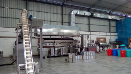Branded Potato Chips Unit For Sale in Telangana