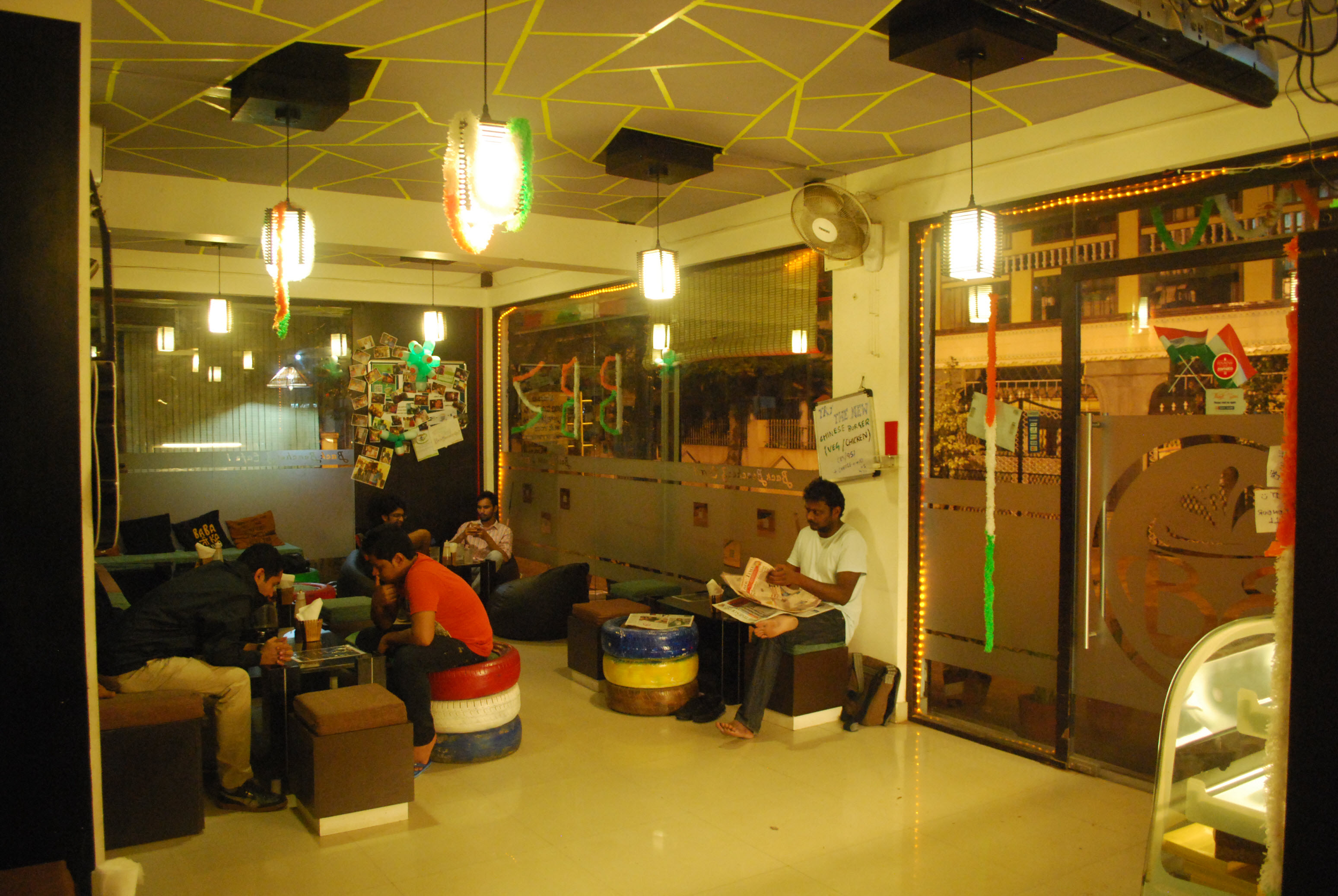 Modern Restro Cafe near IT Hub for Sale in Bangalore