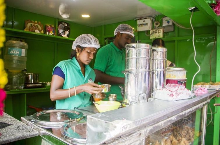 Café Franchise for Sale in Chennai