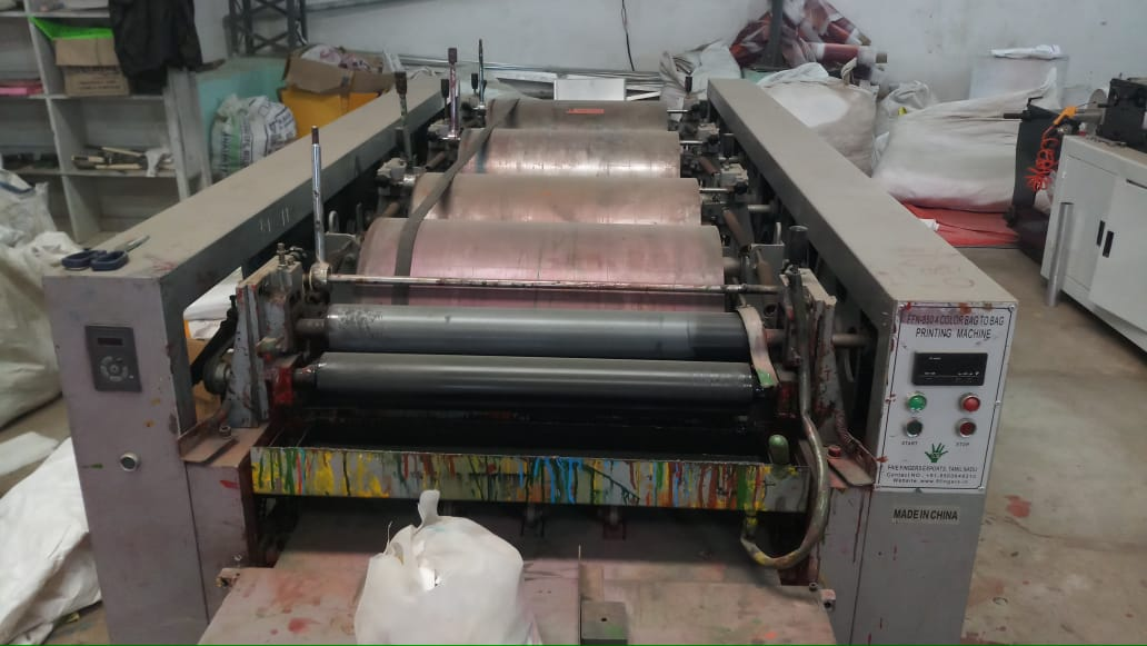 Eco-Friendly Non-Woven Bag Manufacturing Unit for Sale in Coimbatore