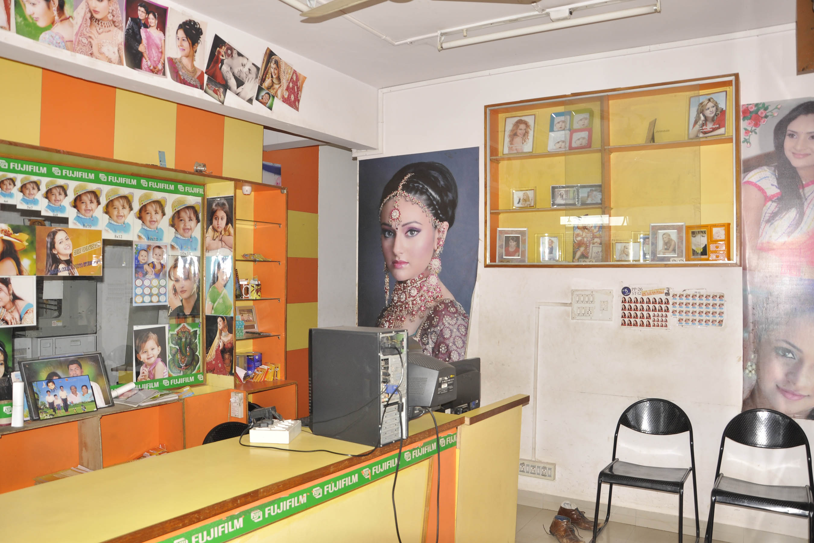 Highly Profilatble running Photo Printing Lab and Studio is on Sale in Bangalore