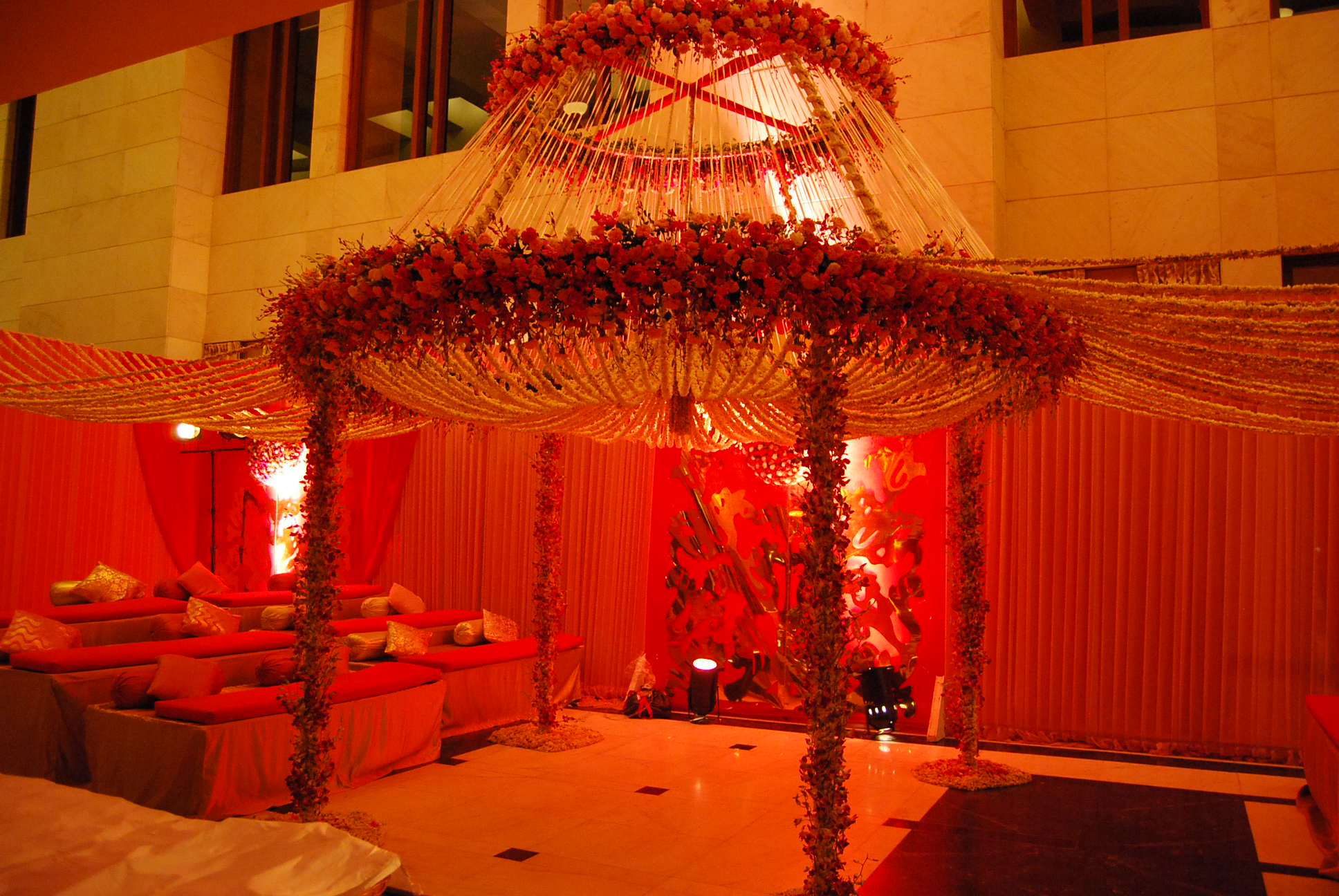A Profitable Wedding Design Decor & Management Company For Sale In Delhi