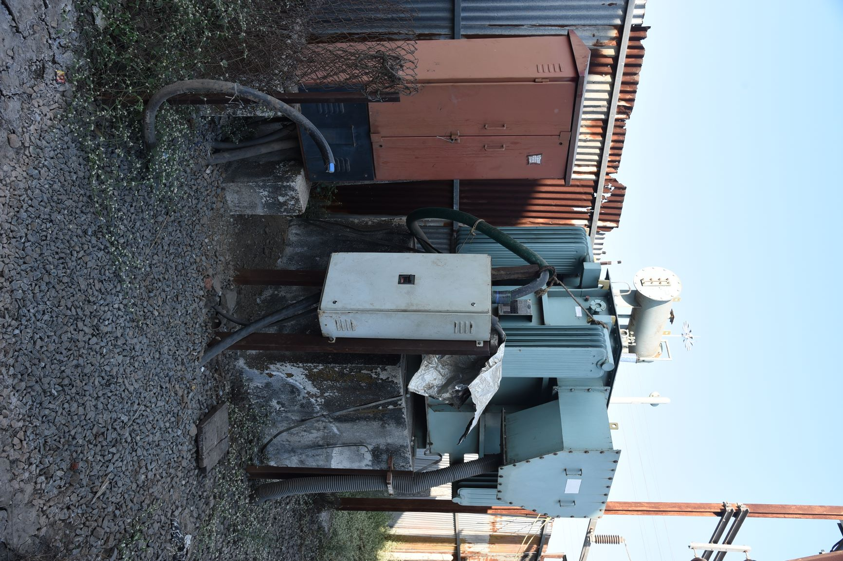Block Ice Manufacturing Factory for Sale in Usar, Alibaug