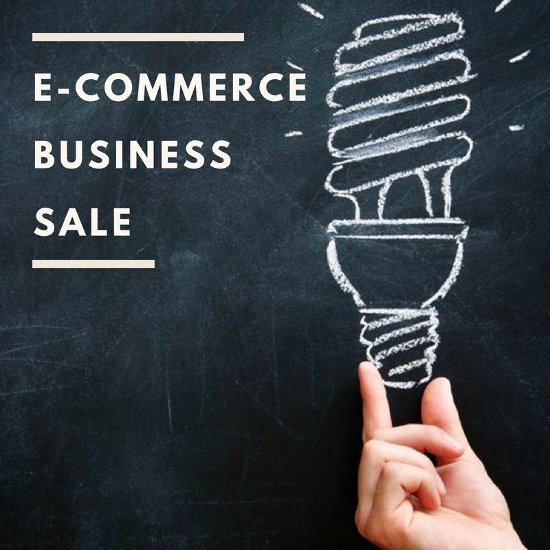 Profitable E-Commerce Business for Sale in Bangalore