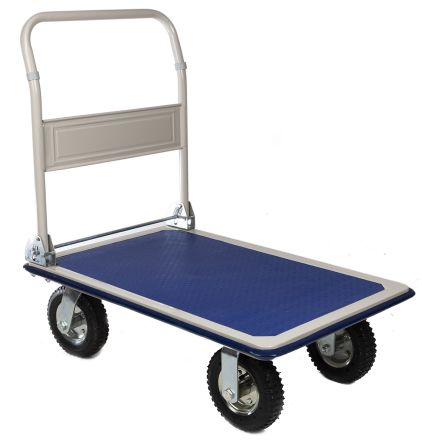 Manufacturing of Customised Trolleys, having 50+ Clients Looking for Fundraise