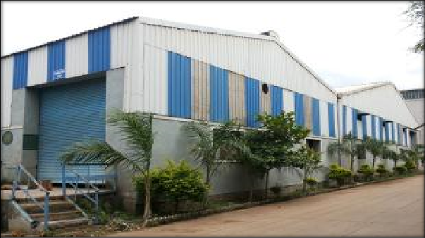 A Ready to Move in Factory for Sale on Pune Ahmednagar Highway
