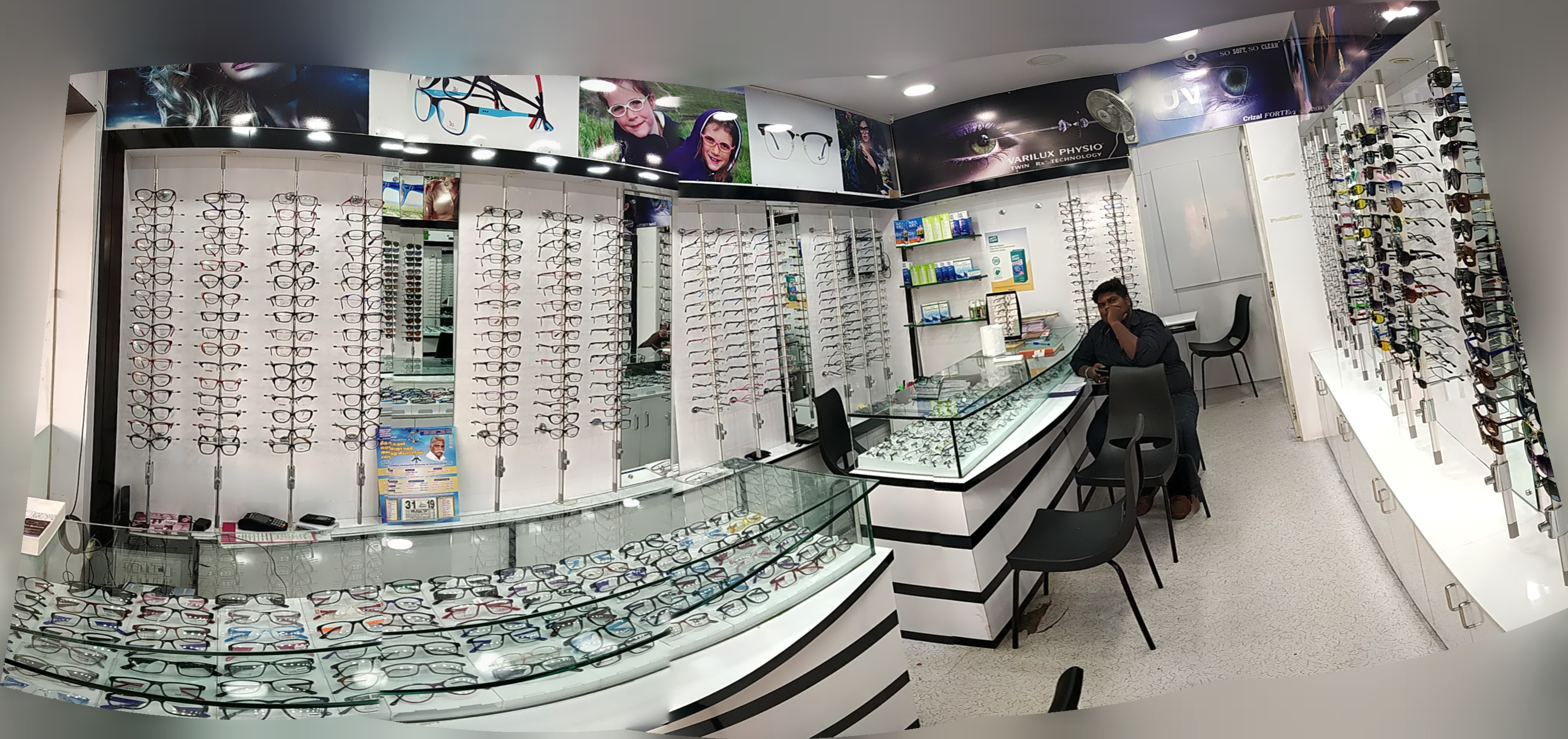 Optical Showroom for Sale in Chennai