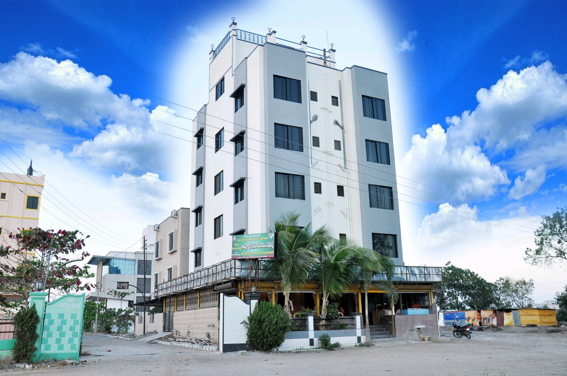 Centrally Located Hotel for Sale in Shirdi