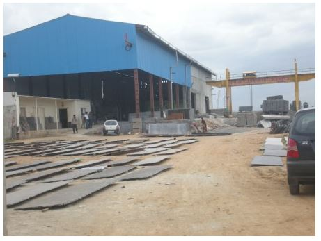 Well Established Granite & Marble Factory for Sale in Bangalore