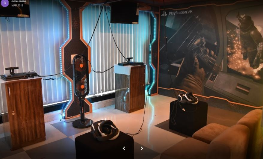 A Profitable Gaming Lounge with International Standards for Sale in Bangalore