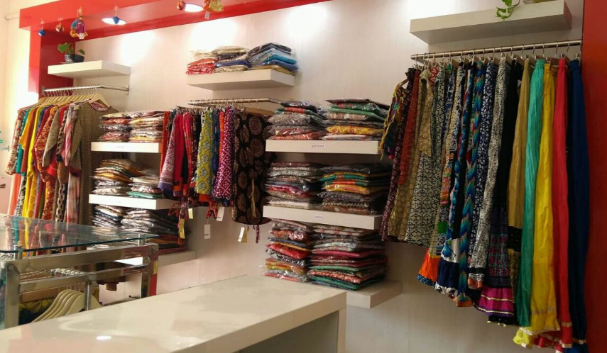 Newly Established Ladies Garments Store for Sale in Gurgaon