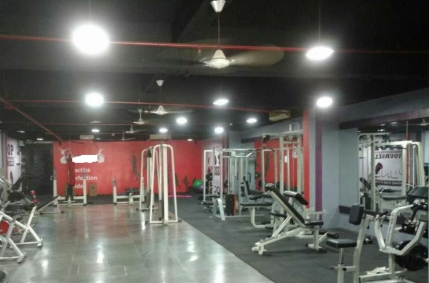 Running Gym for Sale in Goregaon, Mumbai