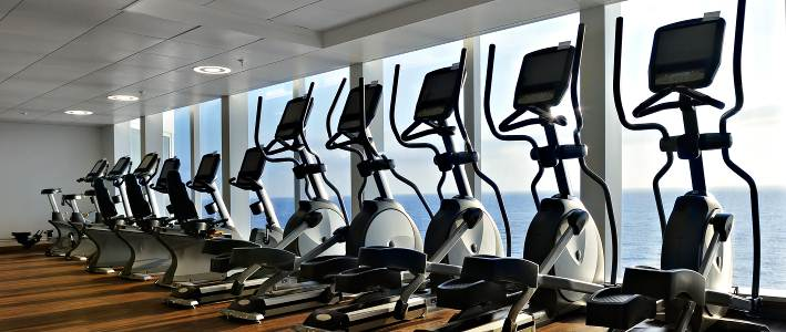 Profitable Gym business for sale at Vasna road, Vadodara
