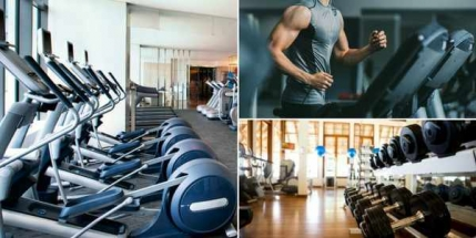 Gym and Entertainment  Business in a Mall for Sale in Vadodara