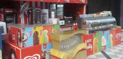 Open Counter Cafe for Sale in Gurgaon