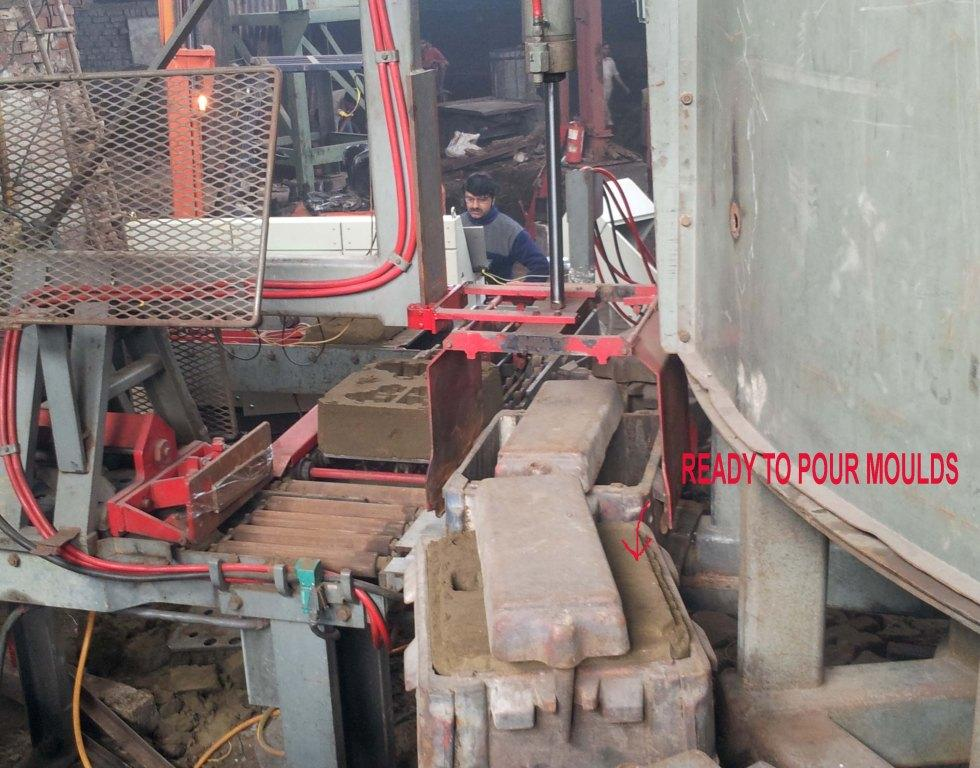 A 50 Years Old Foundry for Sale in Agra, Uttar Pradesh