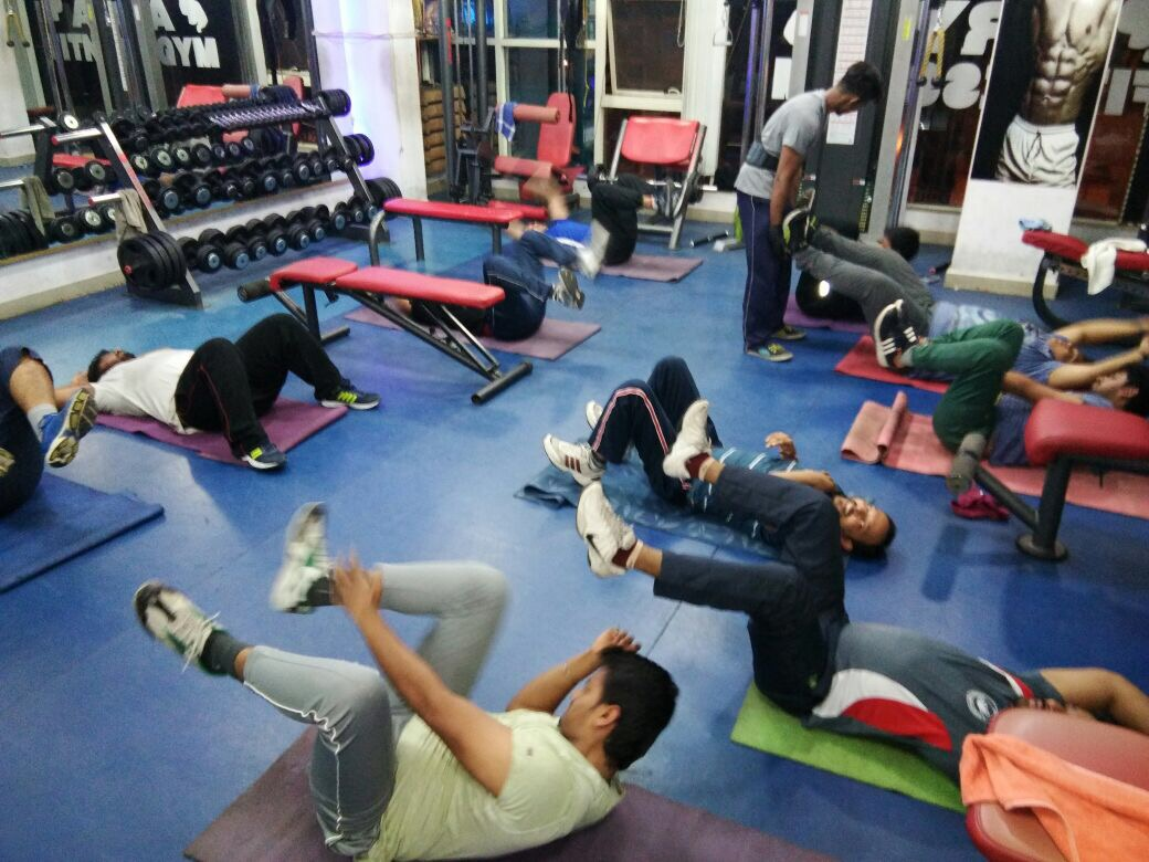 Well Equipped Gym for Sale in Bangalore
