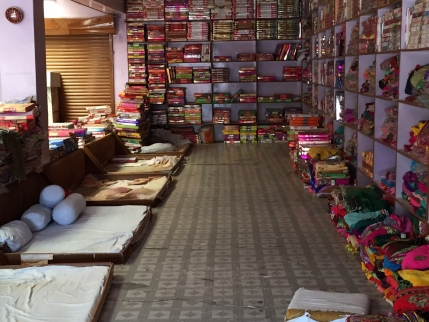 Profitable Wholesale Saree Business for Sale in Mathura