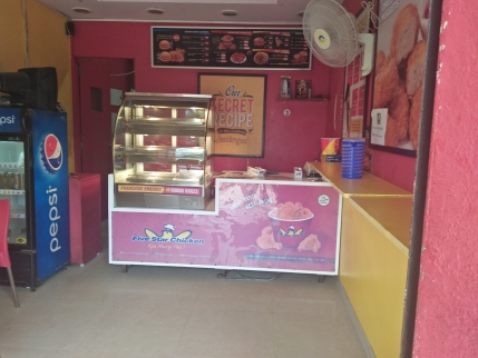 Five Star Chicken Franchise for Resale in Bangalore