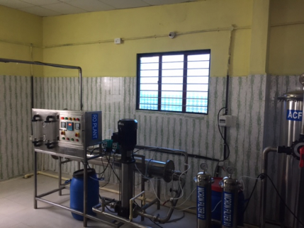 Mineral Water Plant for Sale in Bangalore