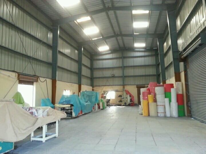 Eco-Friendly Non Woven Fabric Manufacturing Unit for Sale