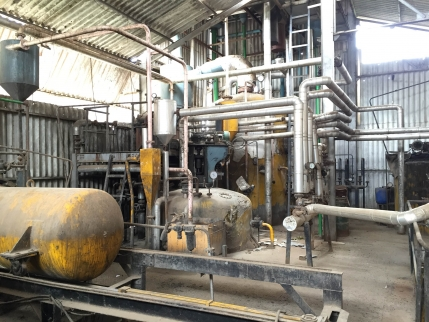 Edible Oil Refinery for Sale Karnataka, Bellary District