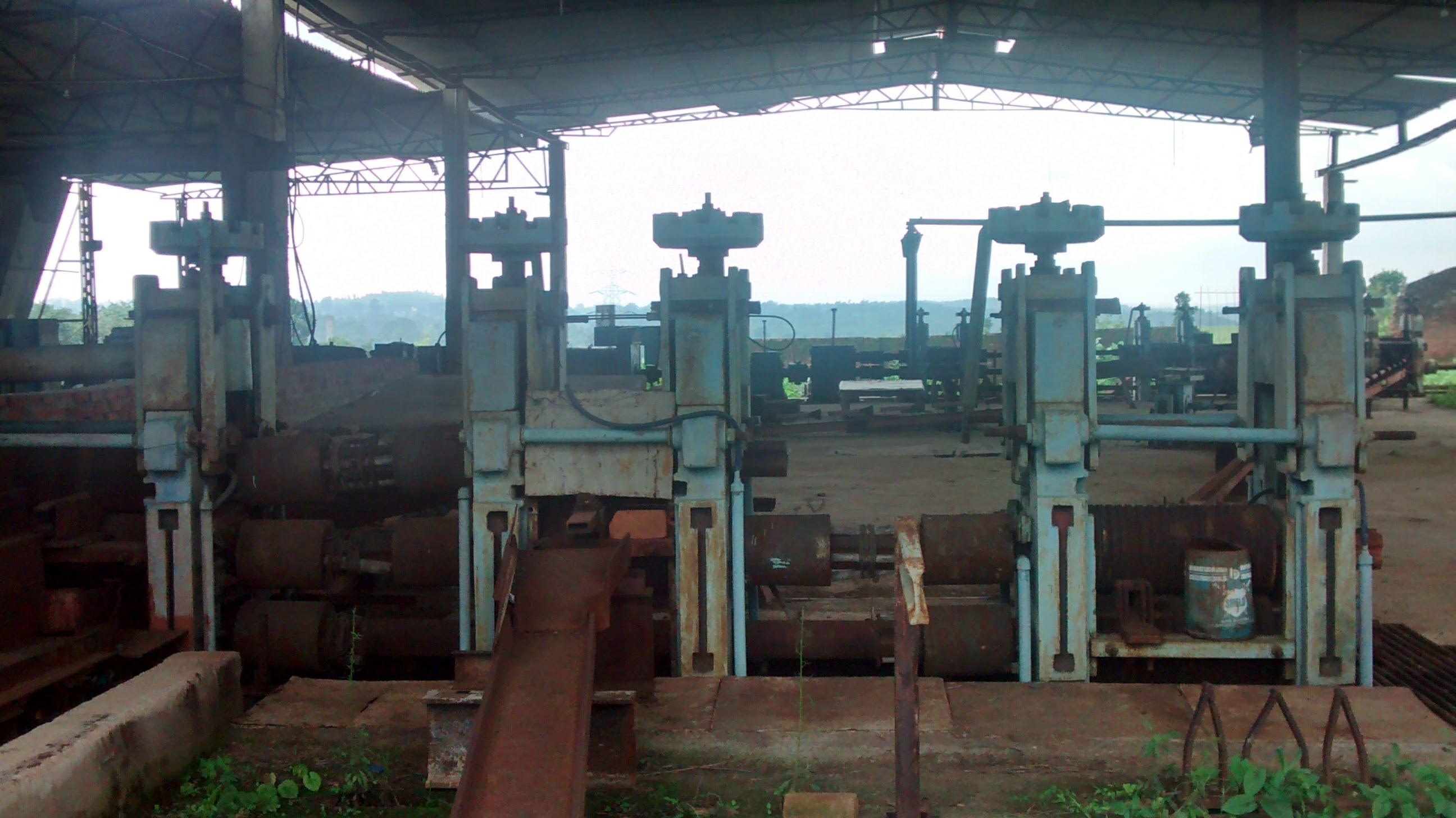 Re-Rolling Mill for Sale in Ranchi, Jharkhand