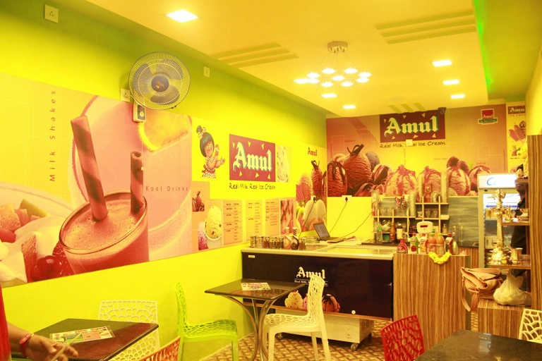 Newly Established Ice-cream Parlor for Sale in Chennai