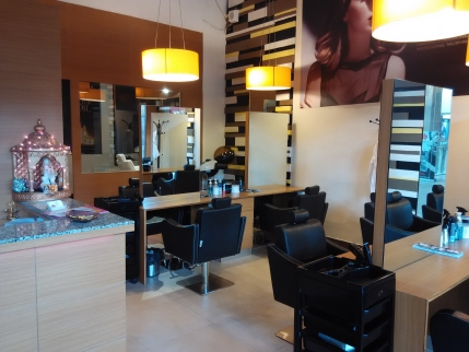 Dormant Fully Furnished Salon and Spa Business for Sale in Mohali