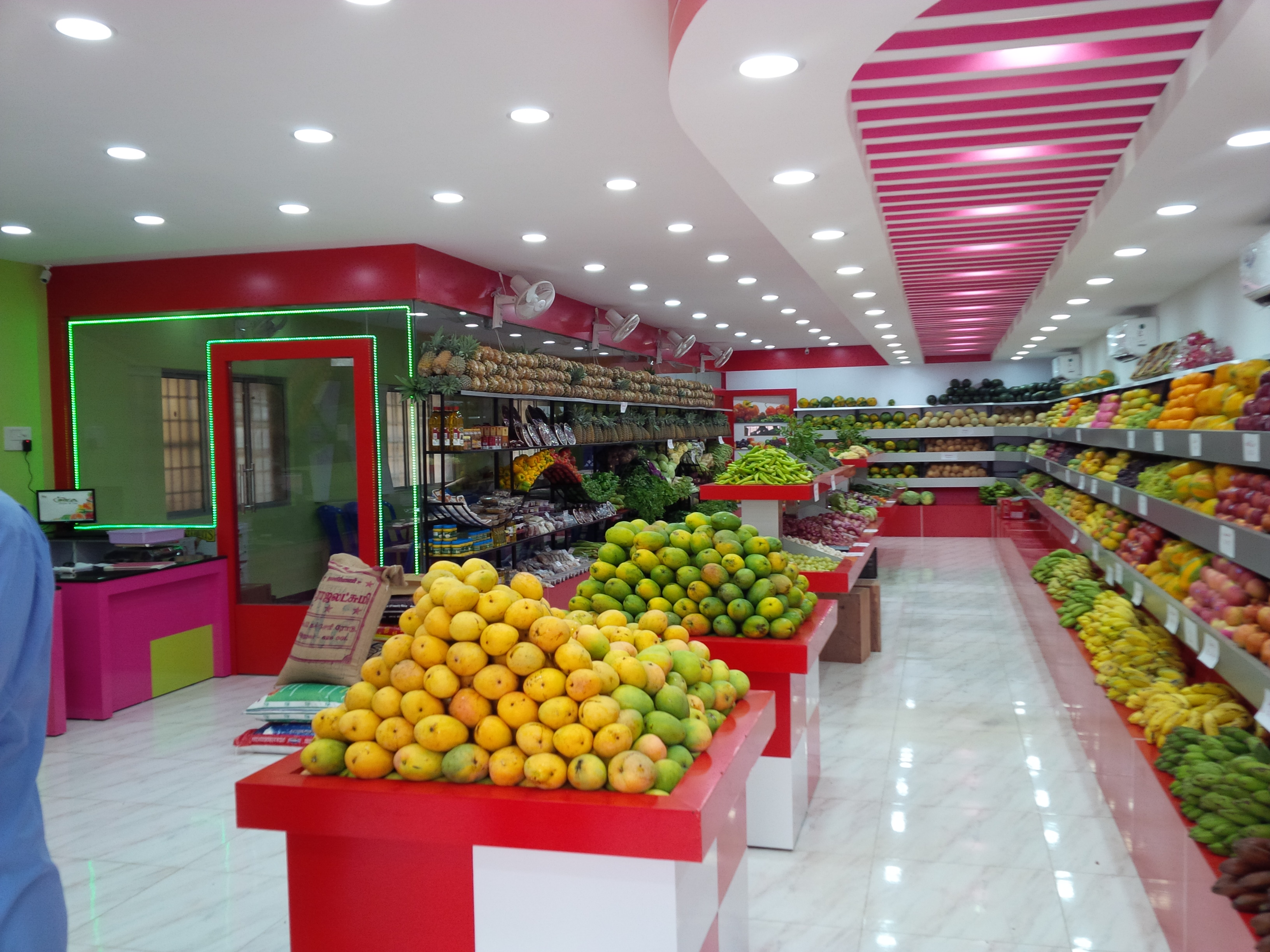 Supermarket for Sale in Thiruchchirapalli, Tamil Nadu