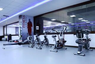 Complete Gym Setup with Imported Equipment and Accessories in Great Condition Available for Sale
