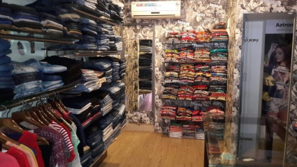 Running Garment Business for Sale in Ahmedabad