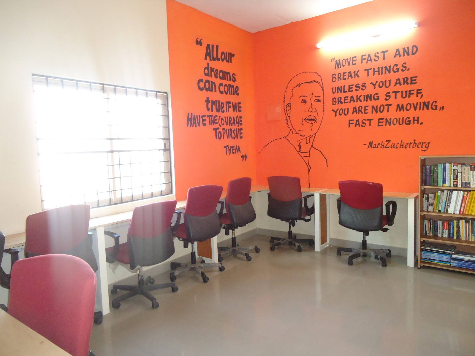 A Profitable Co-Working Office Space for Sale in a Posh Location in Bangalore