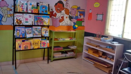 Running Play School Business for Lease in Bangalore