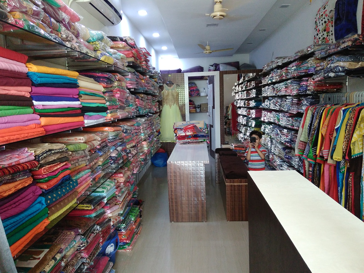 The Only Women and Kids Clothing Store in a Densely Populated Area for Sale in Zirakpur Punjab