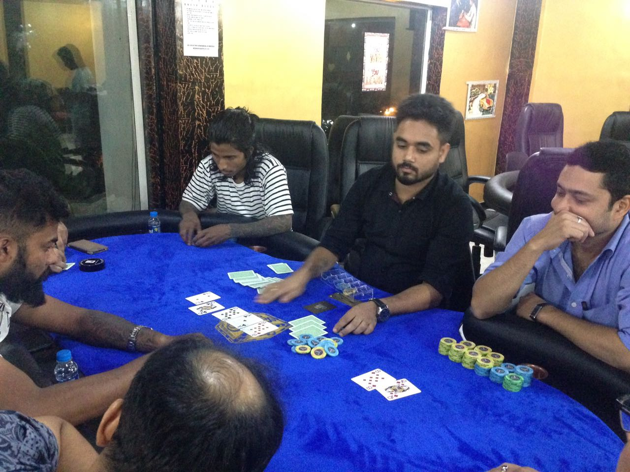 Well Established Poker Lounge with Pub in Kolkata Looking to Raise Funds