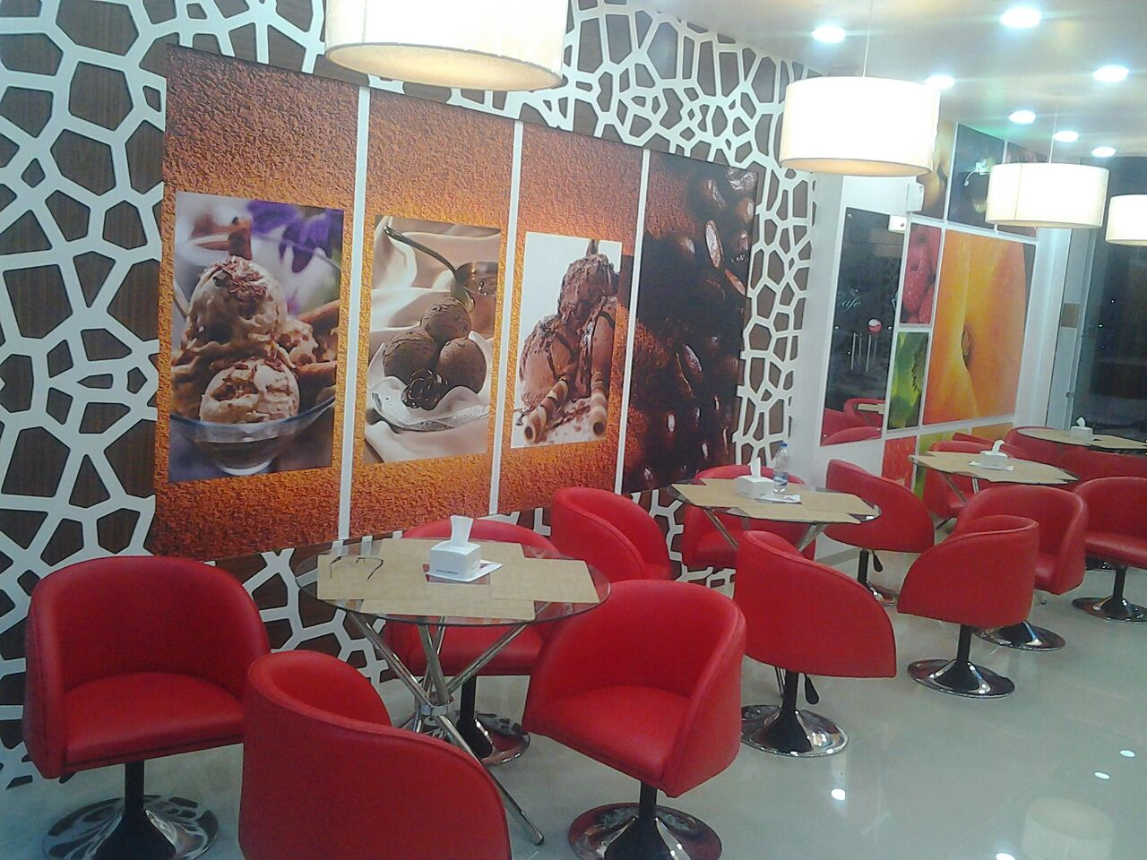 Running Cafe with Ice Cream Parlour Business for Sale in Ahmedabad