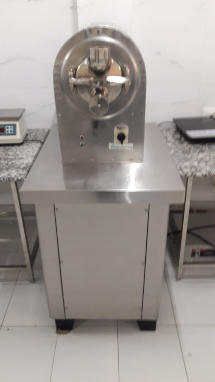 European Natural Ice Cream Manufacturing Plant with Parlour for Sale in New Delhi