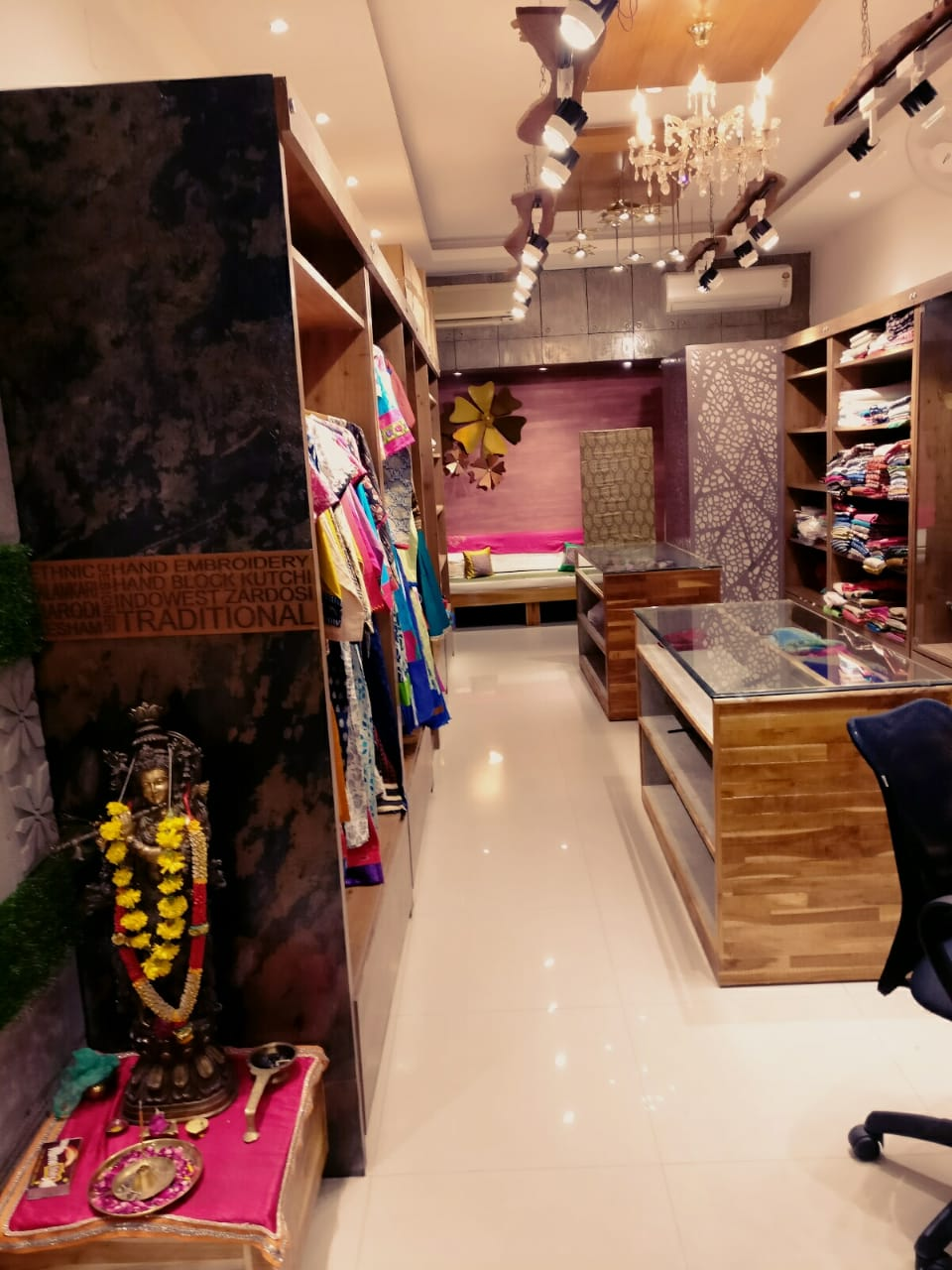 Premium High Fashion Ladies Clothing Store for Sale in Vadodara.